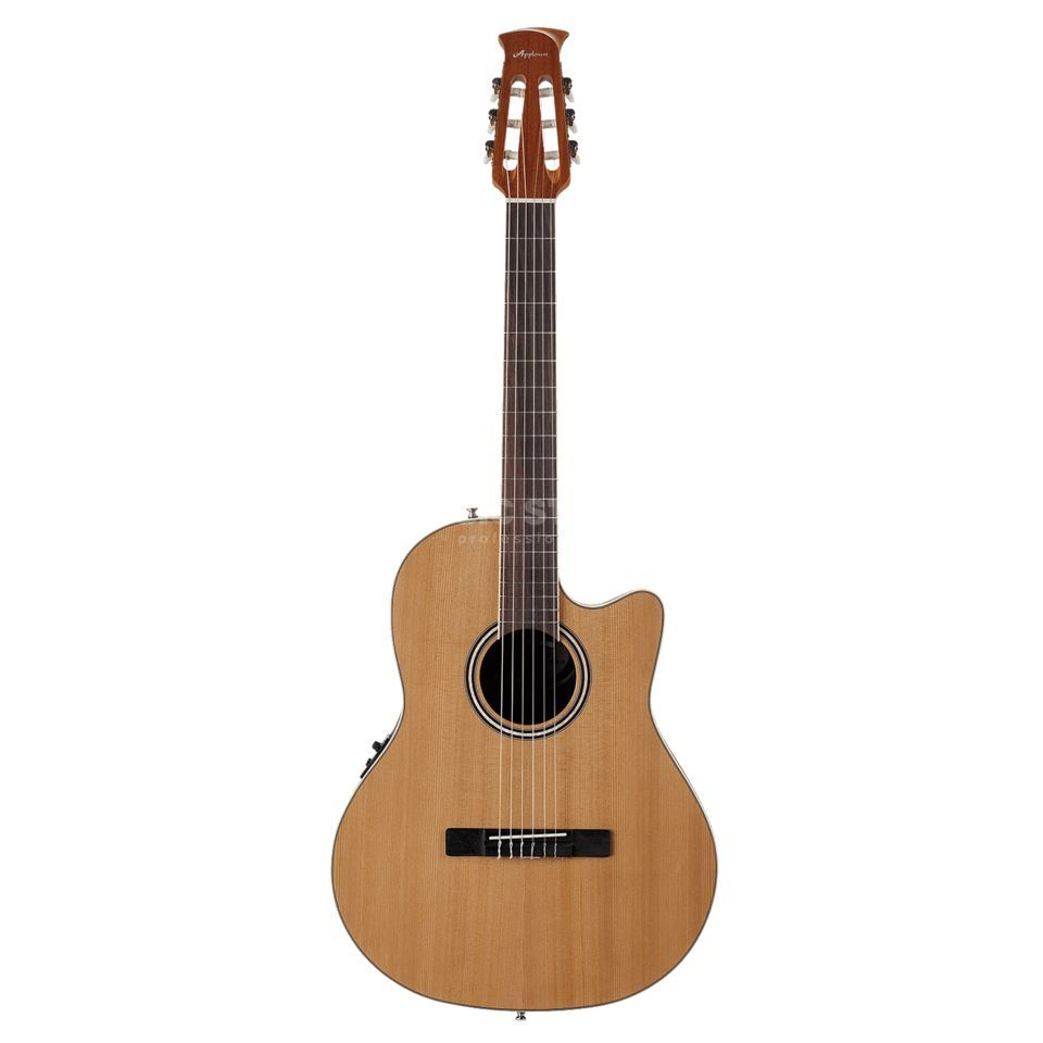 Ovation Applause AB24CII-CED Nylon String Product Image