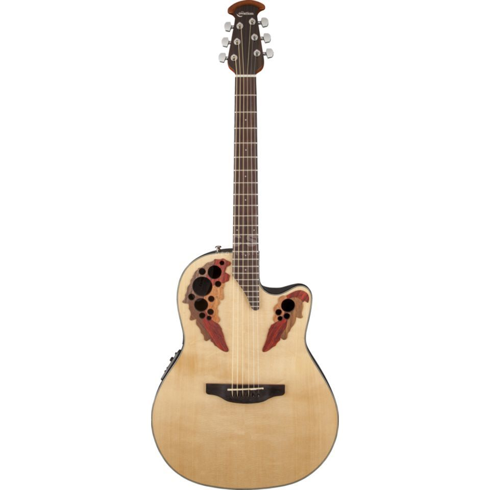 Ovation CE44-4 Celebrity Elite NT Natural Produktbild
