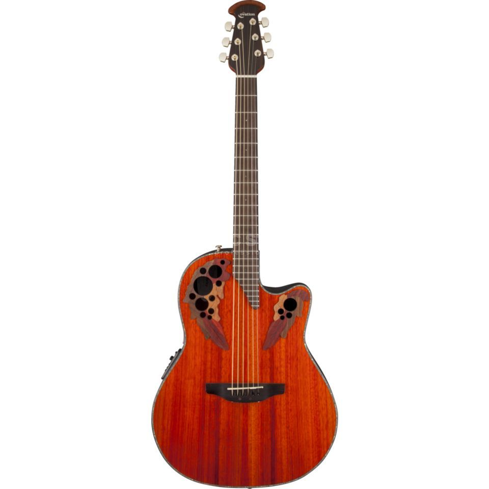 Ovation CE44P-PD Celebrity Elite Padauk Produktbillede