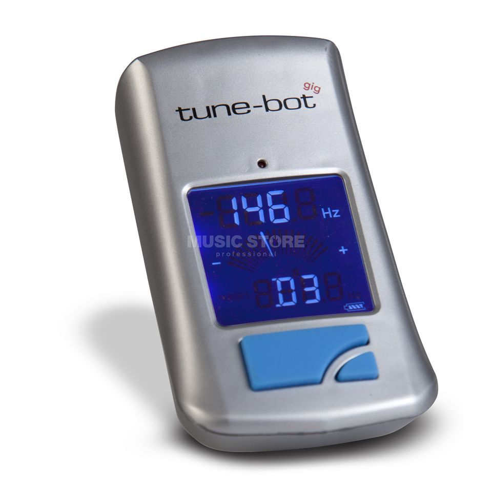 Overtone Labs Tune-Bot Gig Drum Tuner, digital tuner Product Image