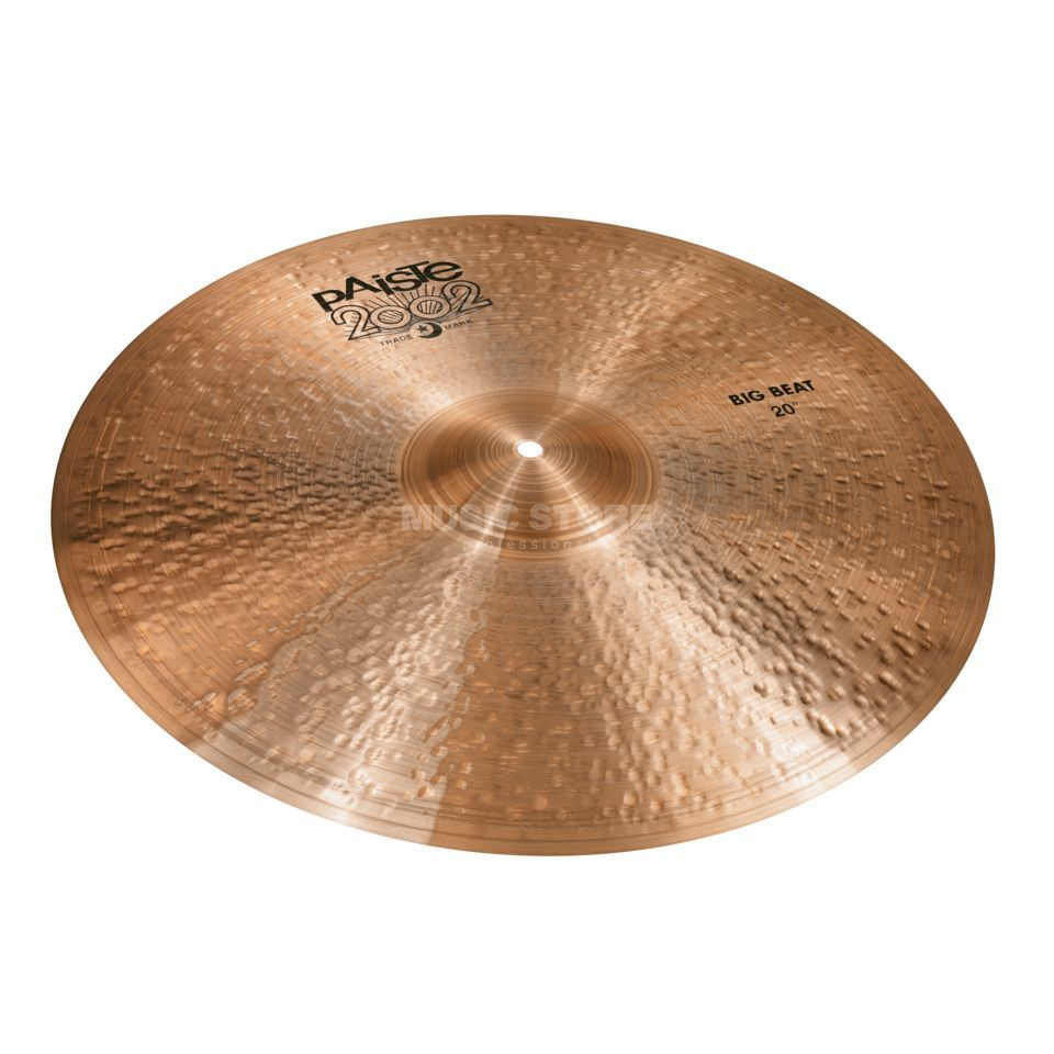 "Paiste 2002 Black Big Beat 20"" Produktbild"