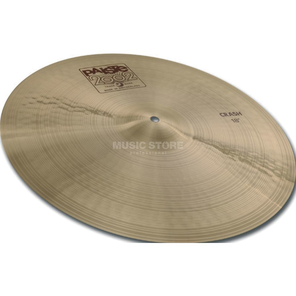 "Paiste 2002 Crash 17""  Produktbild"
