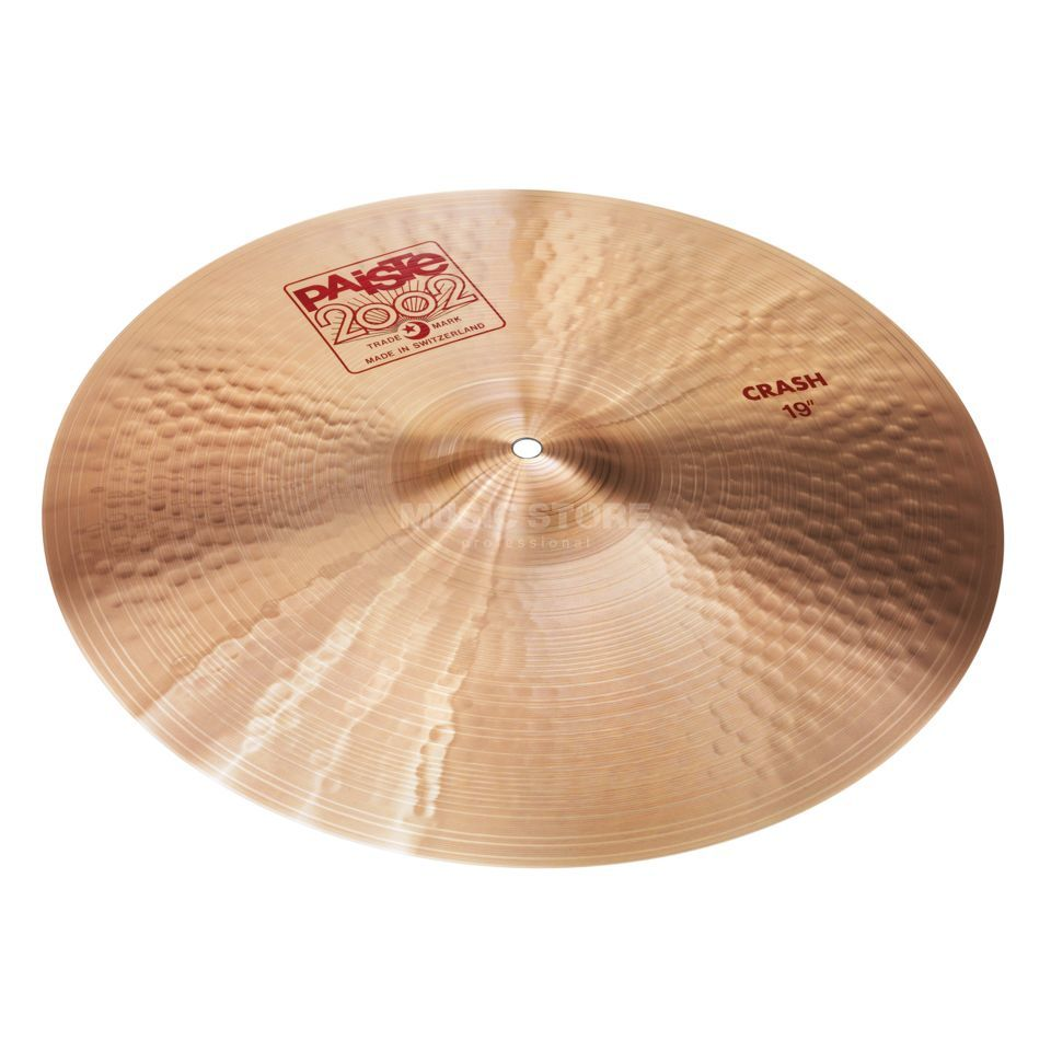 "Paiste 2002 Crash 19""  Product Image"