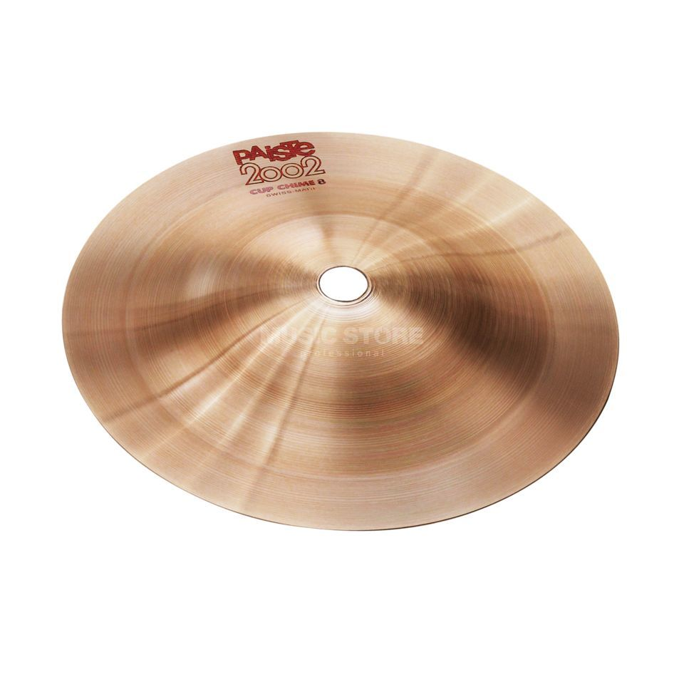 "Paiste 2002 Cup Chime 8""  Productafbeelding"