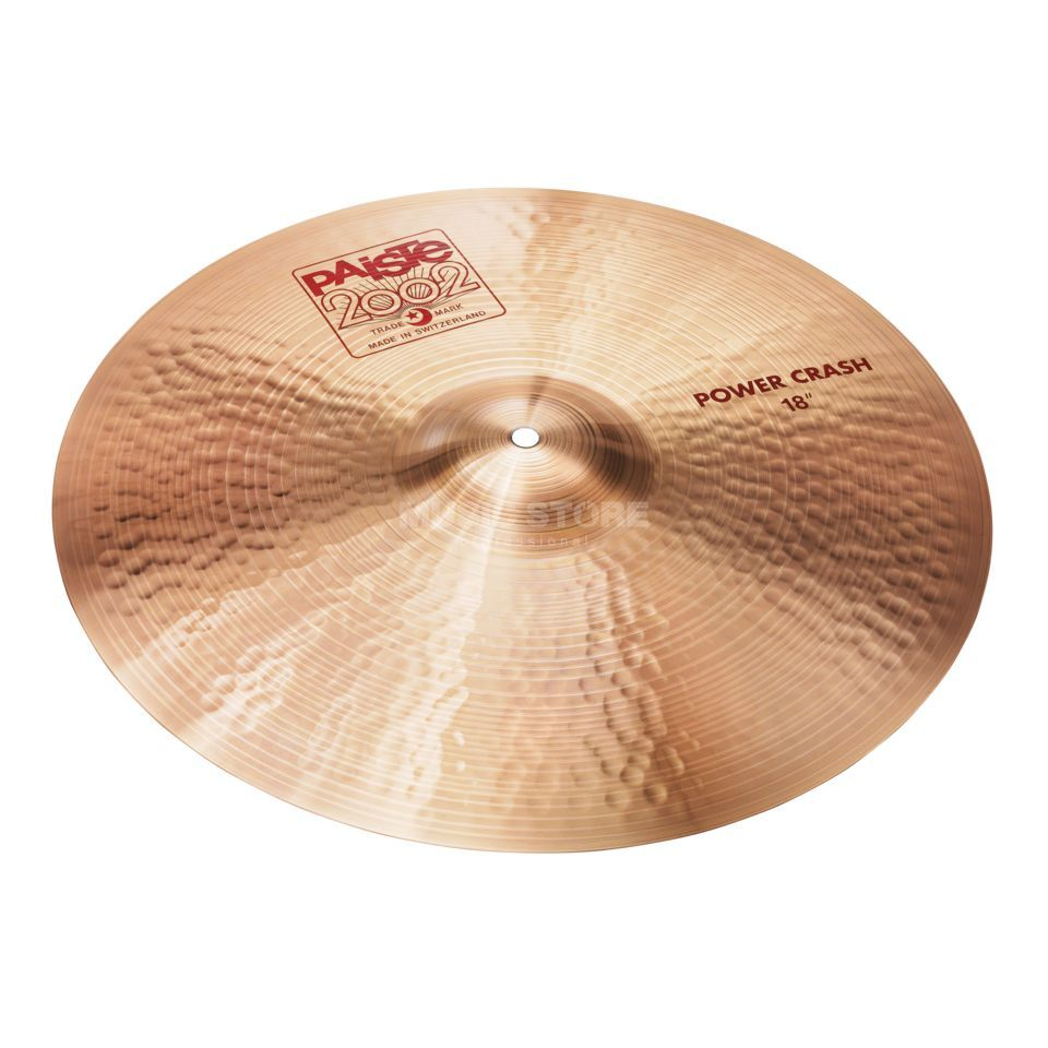 "Paiste 2002 Power Crash 18""  Produktbild"