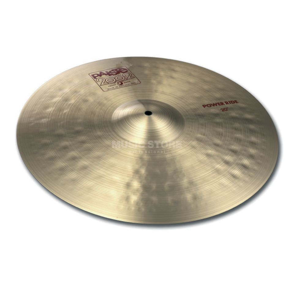 "Paiste 2002 Power Ride 20""  Image du produit"