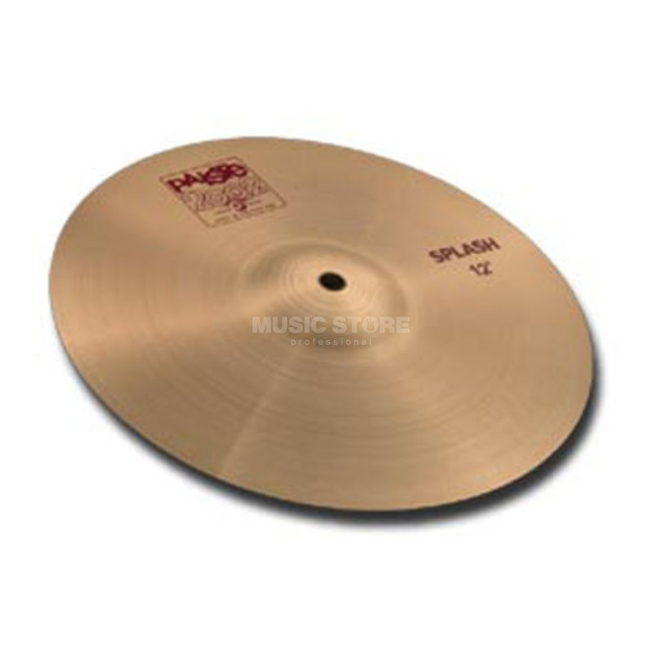 "Paiste 2002 Splash 8""  Productafbeelding"