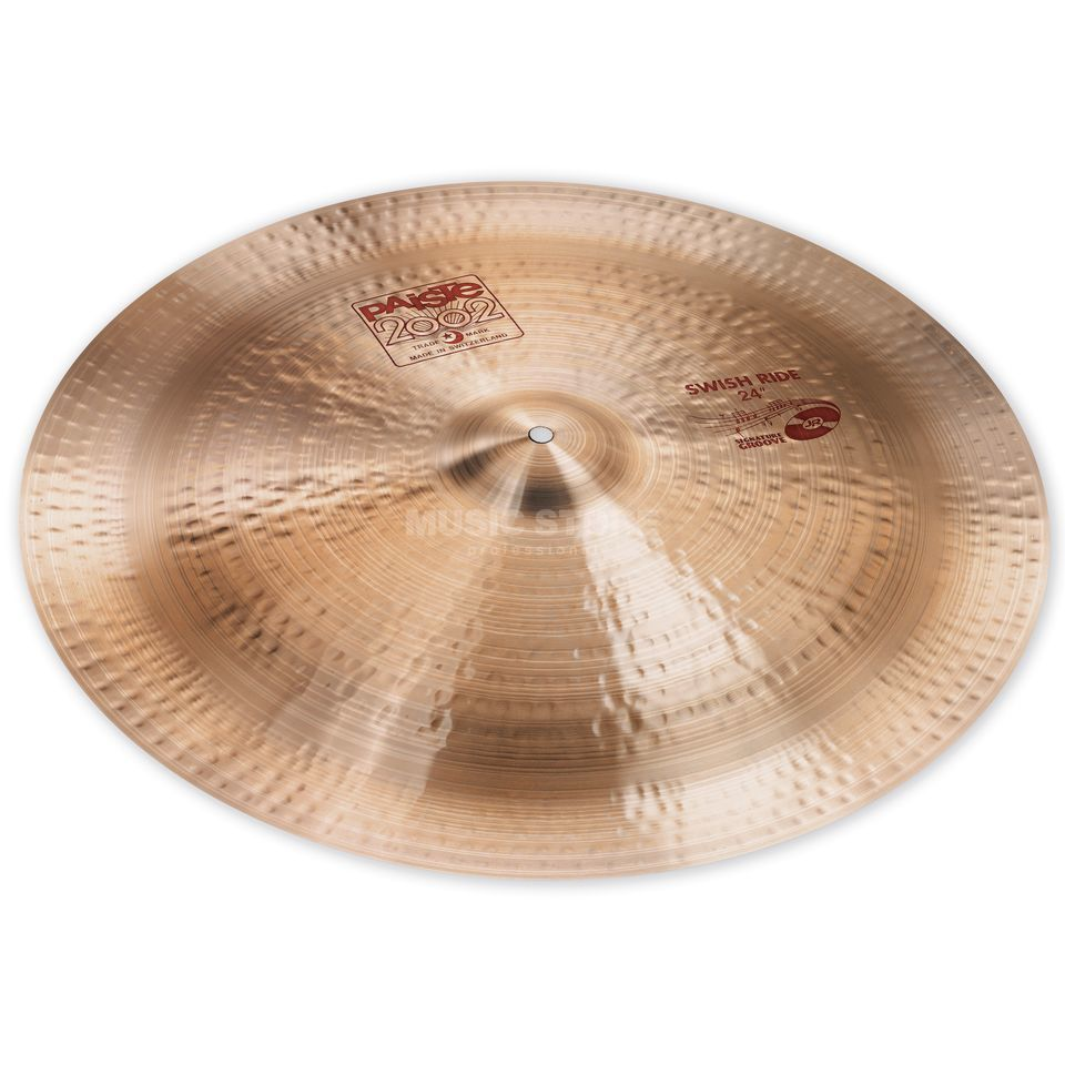 "Paiste 2002 Swish Ride, 24"" Product Image"