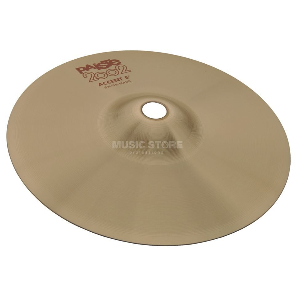 "Paiste 2003 Accent Cymbal 6""  Product Image"