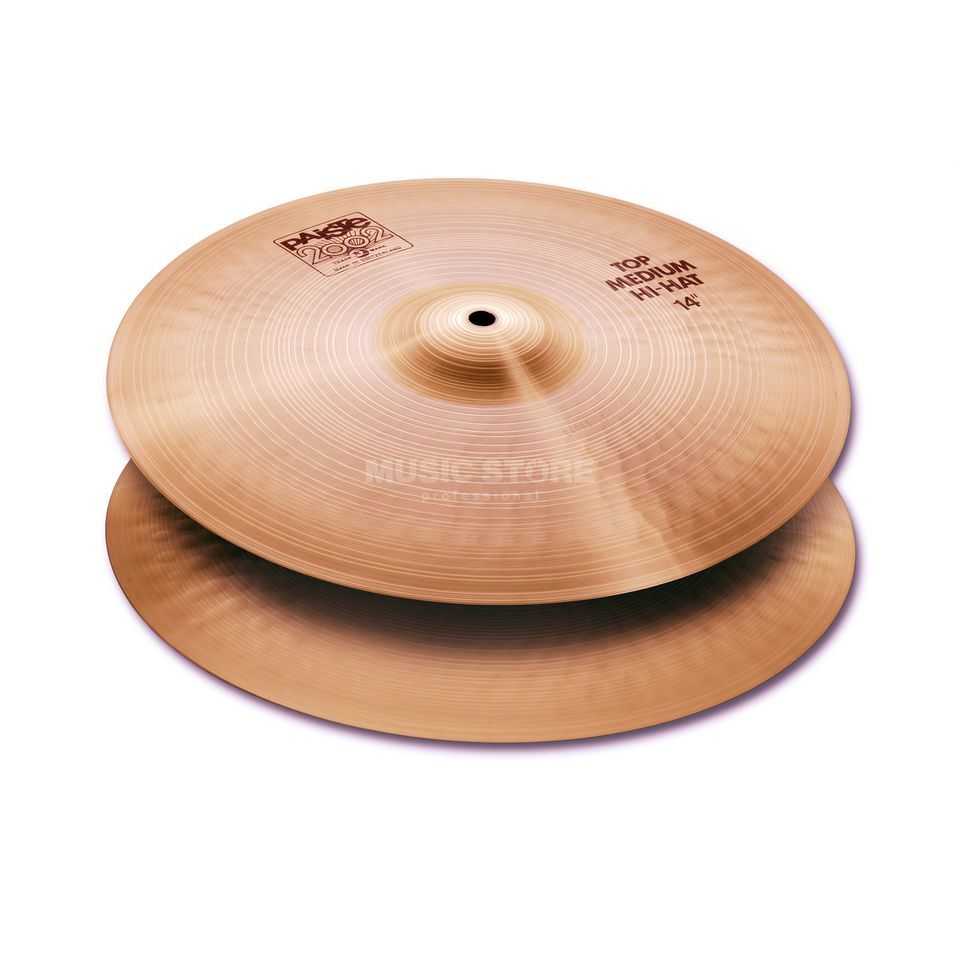 "Paiste 2003 Medium HiHat 14""  Product Image"