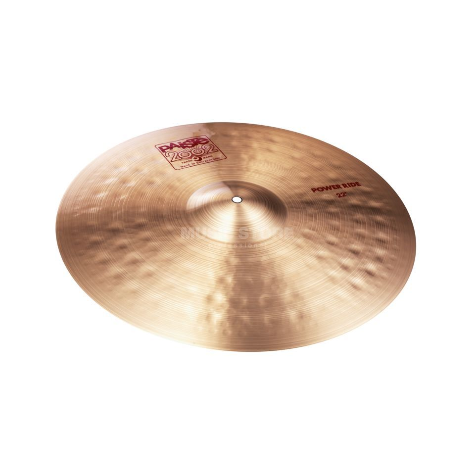 "Paiste 2003 Power Ride 22""  Produktbillede"