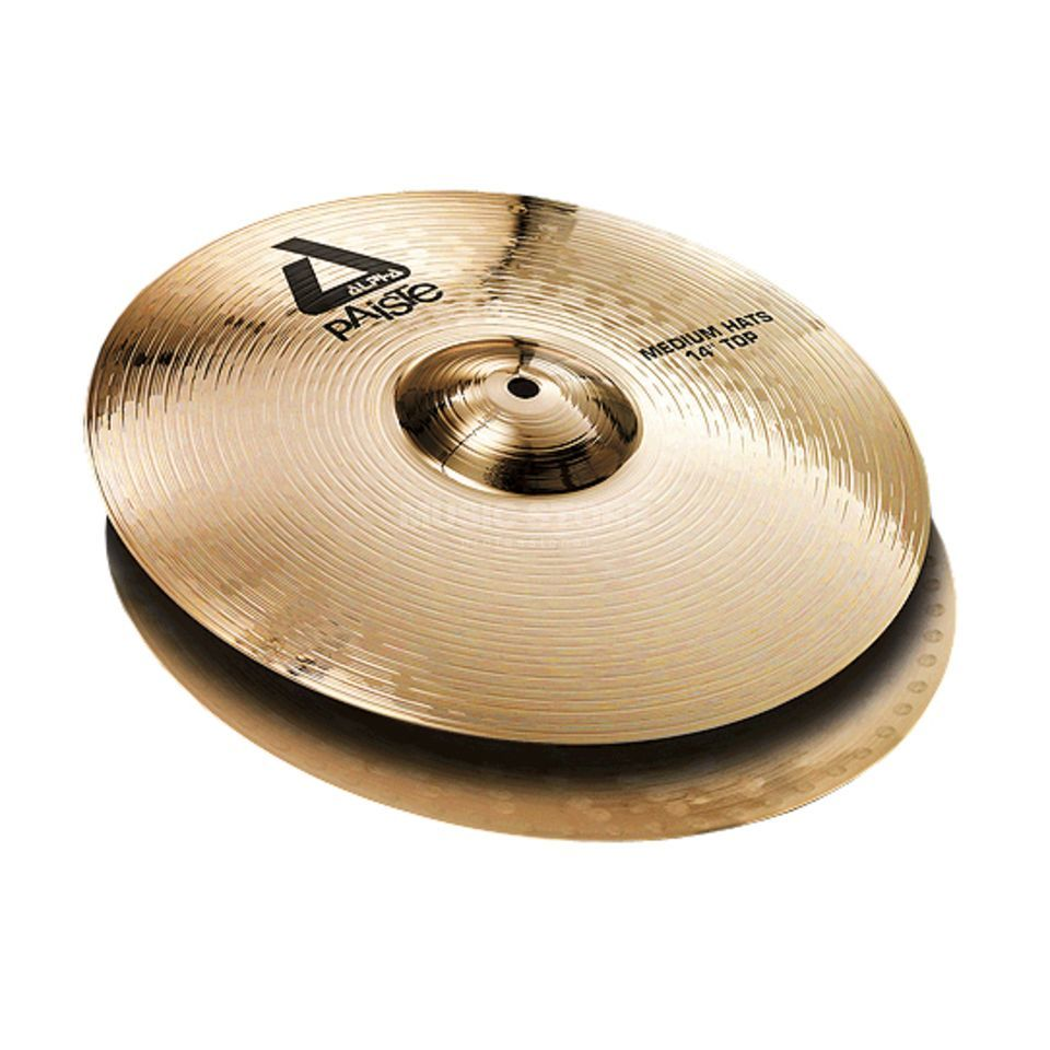 "Paiste Alpha Medium HiHat 14"", Brilliant Produktbillede"