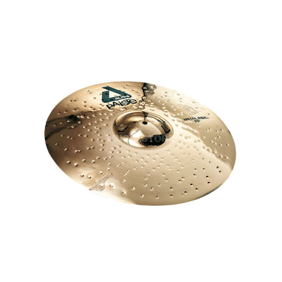 "Paiste Alpha Metal Ride 20"", Brilliant Produktbillede"