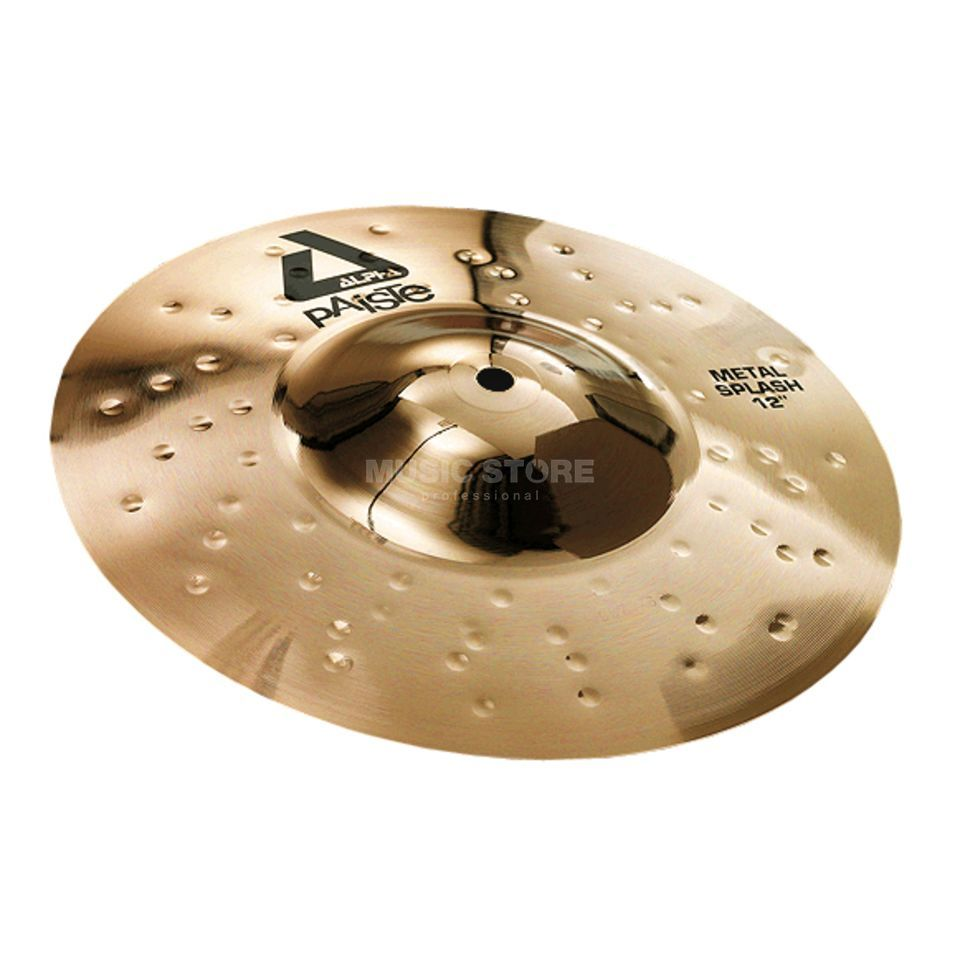 "Paiste Alpha Metal Splash 12"", Brilliant Produktbillede"