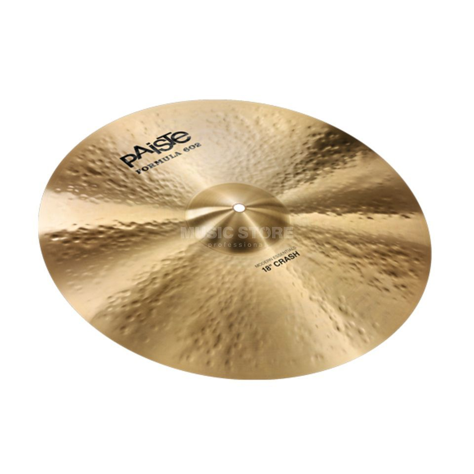 "Paiste Formula 602 Crash 18"", Modern Essentials Produktbild"