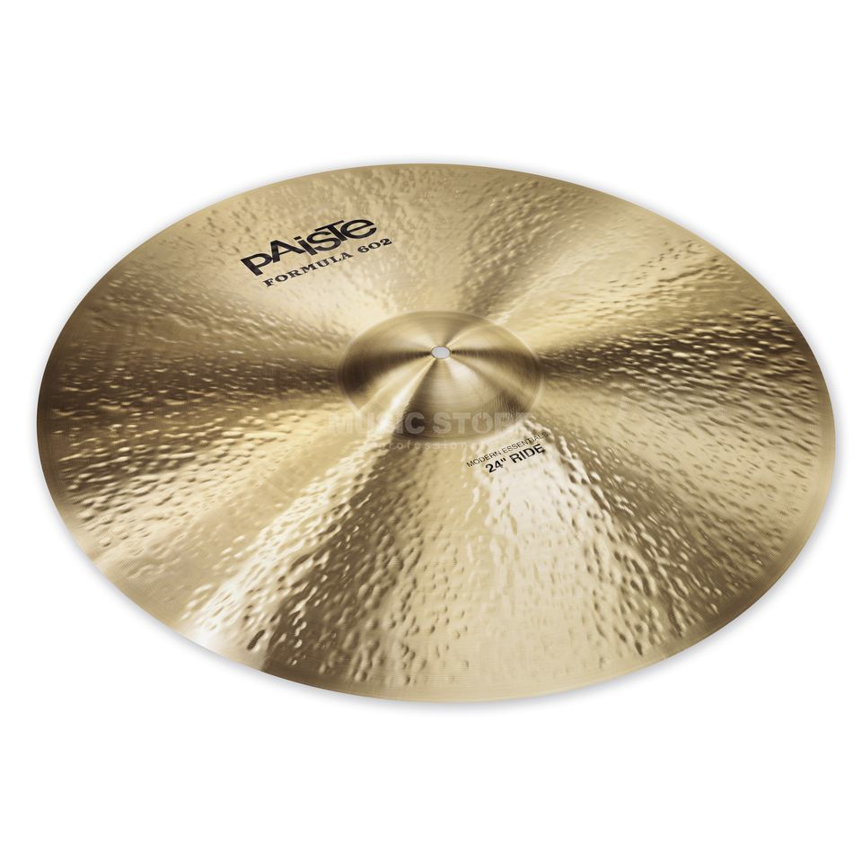 "Paiste Formula 602 Ride, 24"" Modern Essentials Product Image"