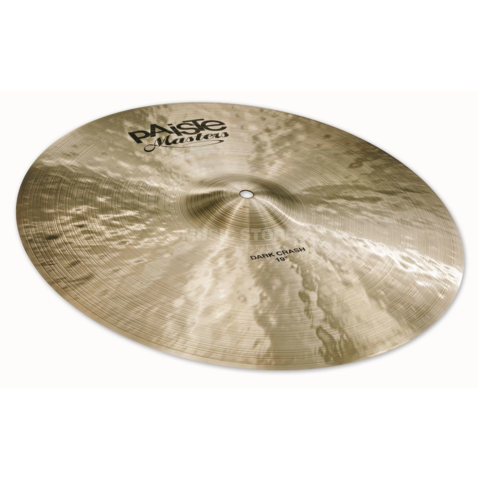"Paiste Masters Dark Crash 19"" Productafbeelding"