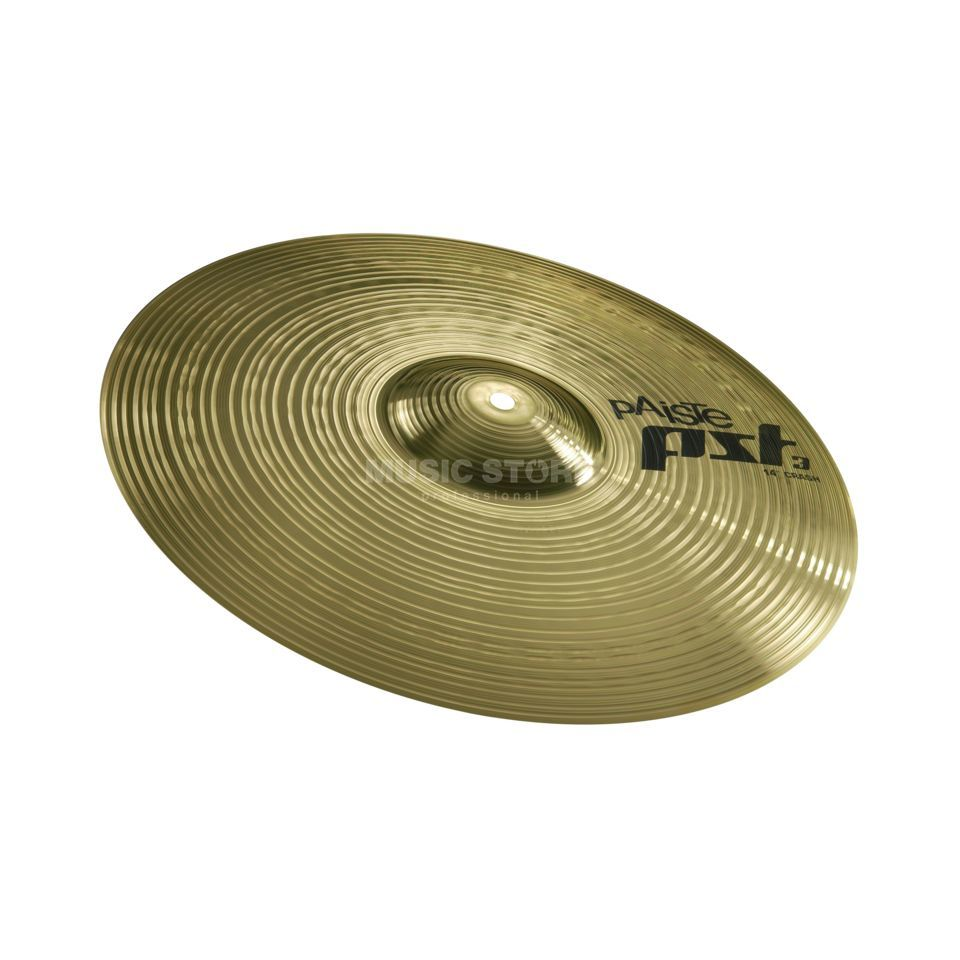 "Paiste PST3 Crash 14""  Product Image"