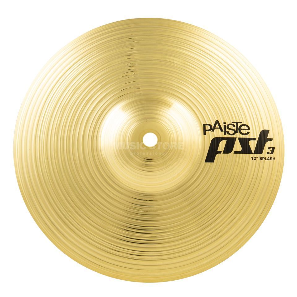 "Paiste PST3 Splash 10""  Product Image"