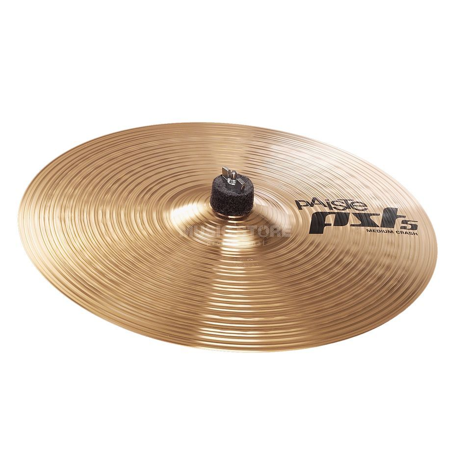 "Paiste PST5 Medium Crash 14"", Version 2015 Produktbillede"