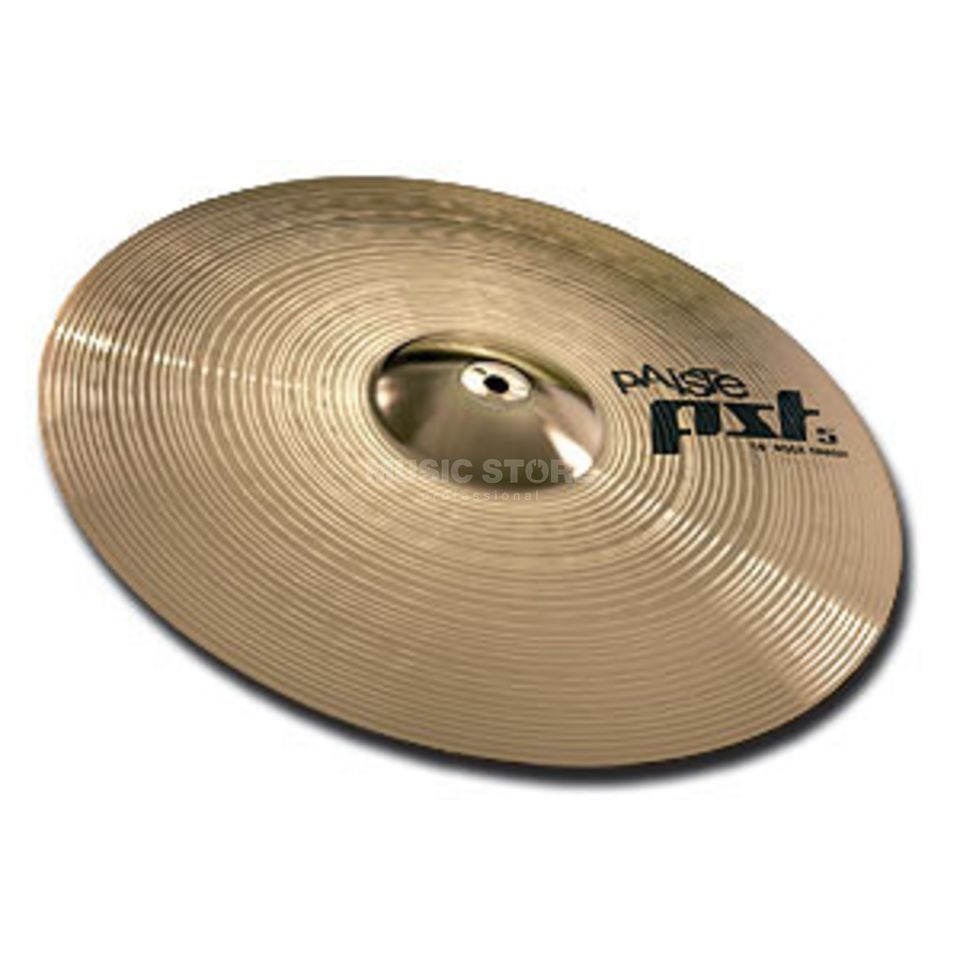 "Paiste PST5 Rock Crash 16""  Image du produit"