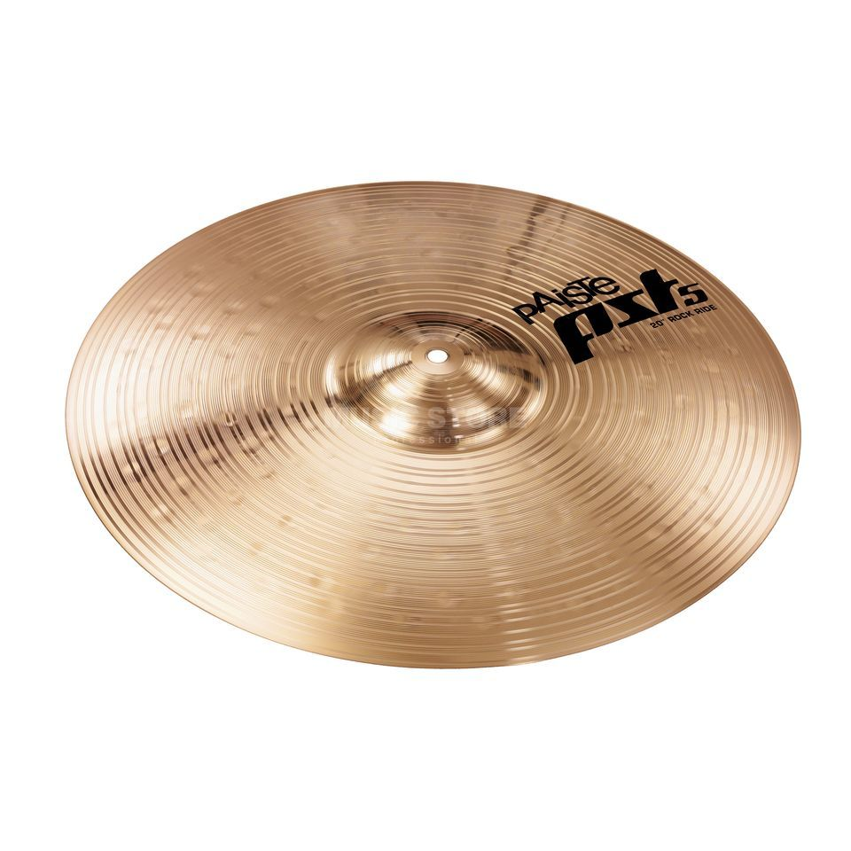 "Paiste PST5 Rock Ride 20"", Version 2015 Produktbillede"