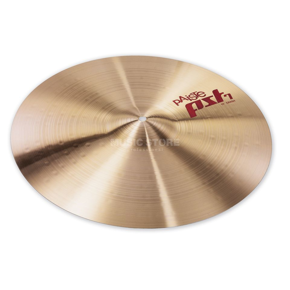 "Paiste PST7 Crash 17"" Product Image"