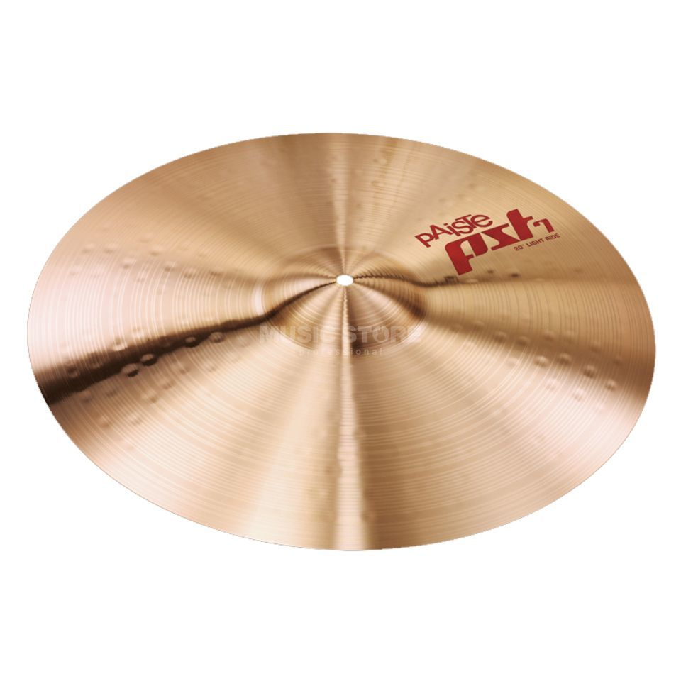 "Paiste PST7 Light Ride 20""  Produktbild"