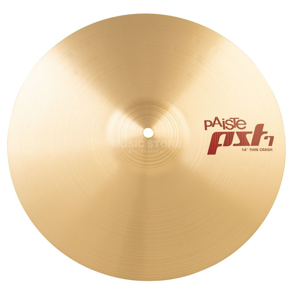 "Paiste PST7 Thin Crash 14""  Produktbillede"
