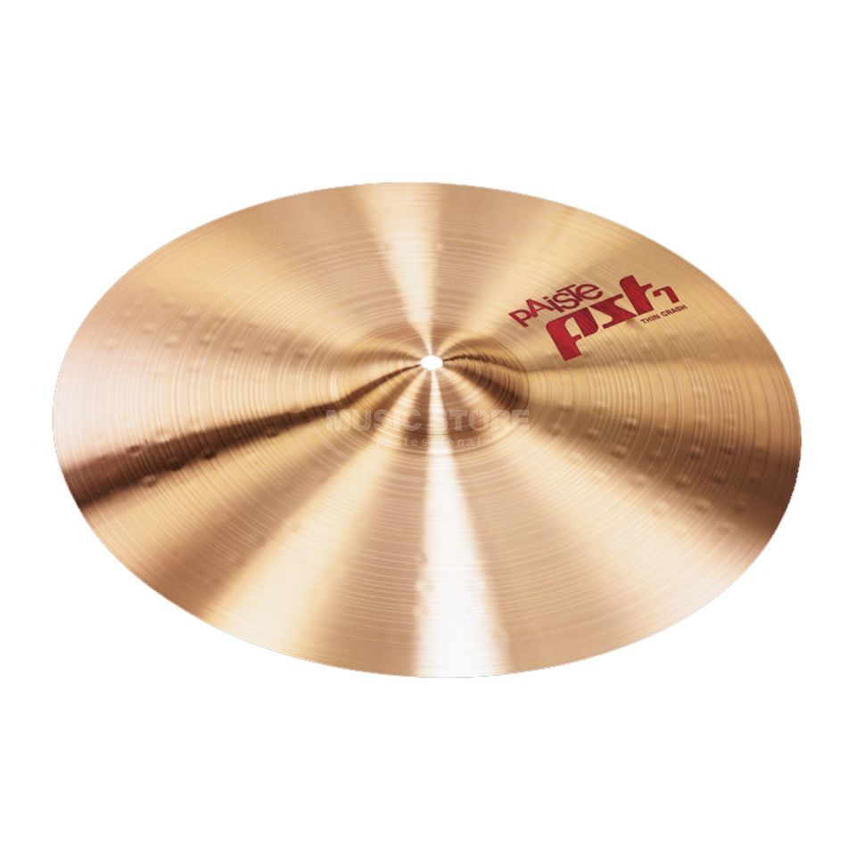 "Paiste PST7 Thin Crash 16""  Produktbild"