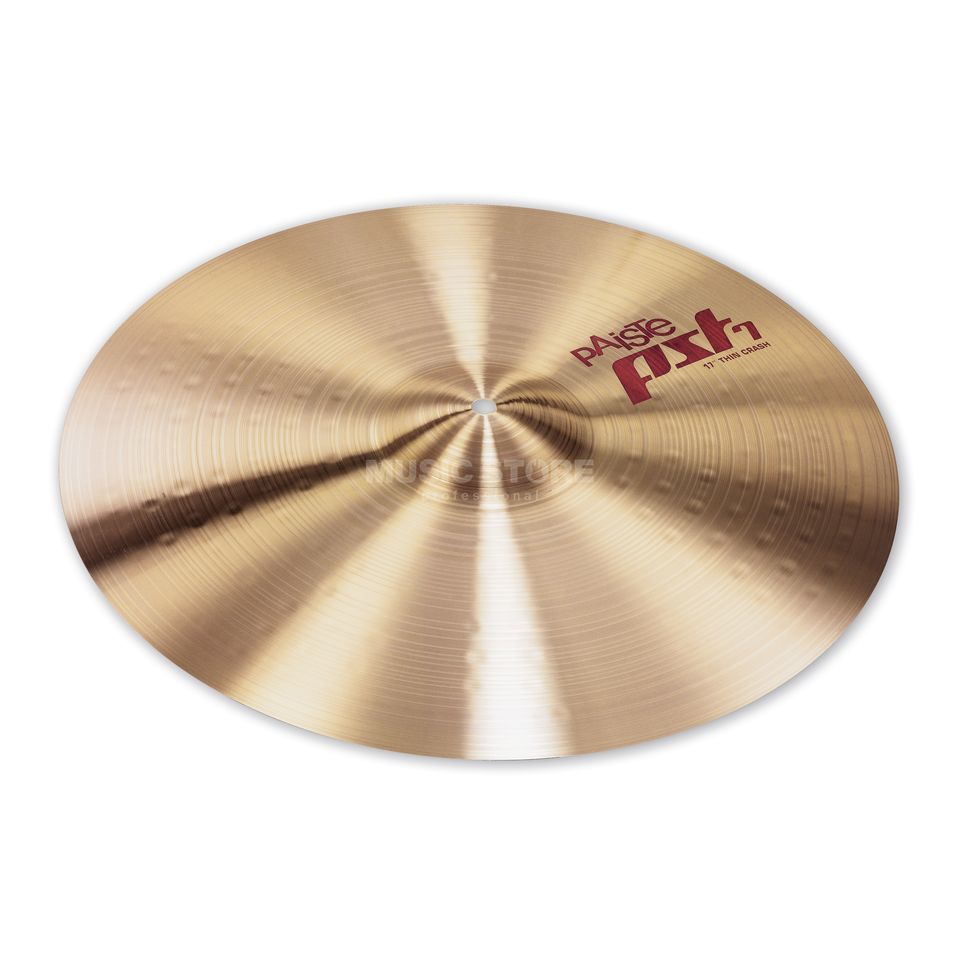 "Paiste PST7 Thin Crash 17"" Produktbillede"