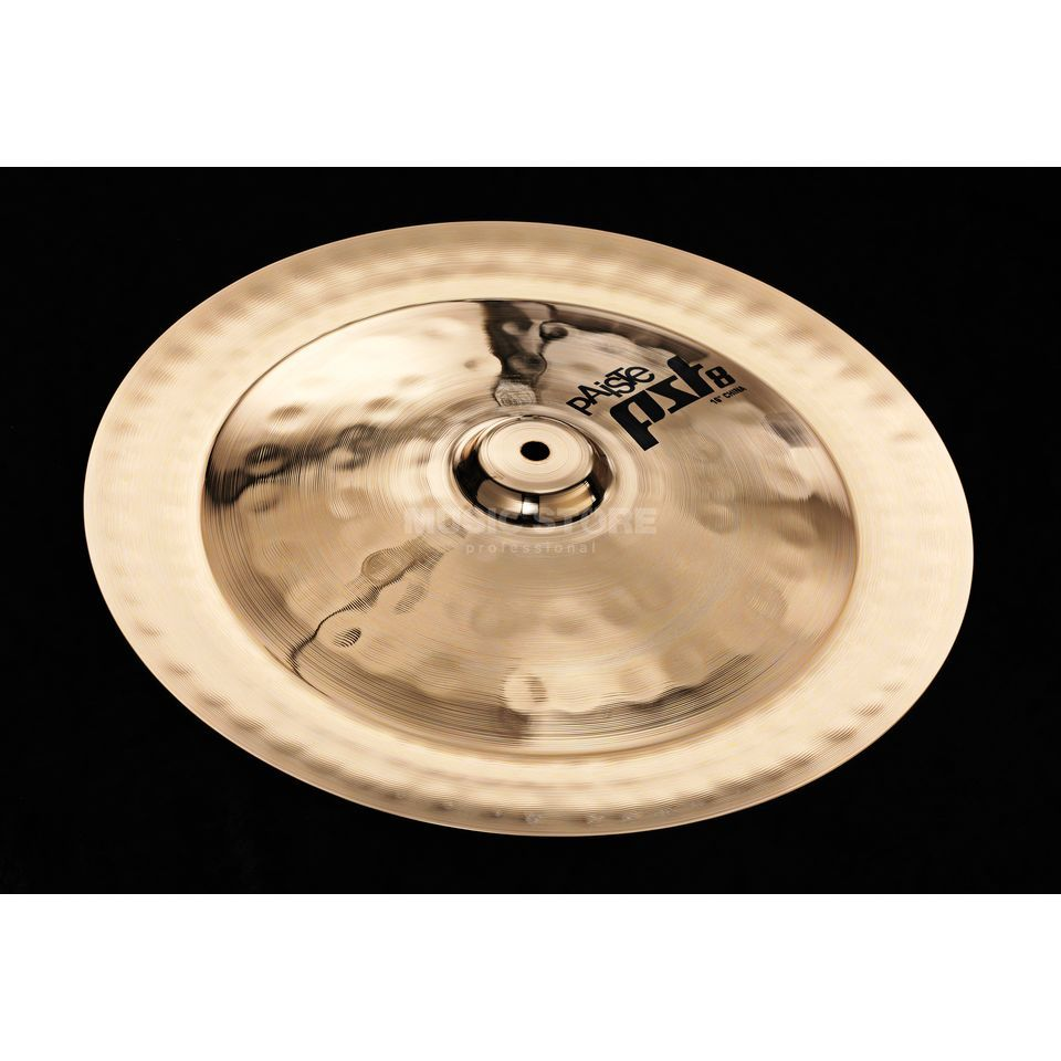 "Paiste PST8 China 16"", Reflector Finish Produktbillede"