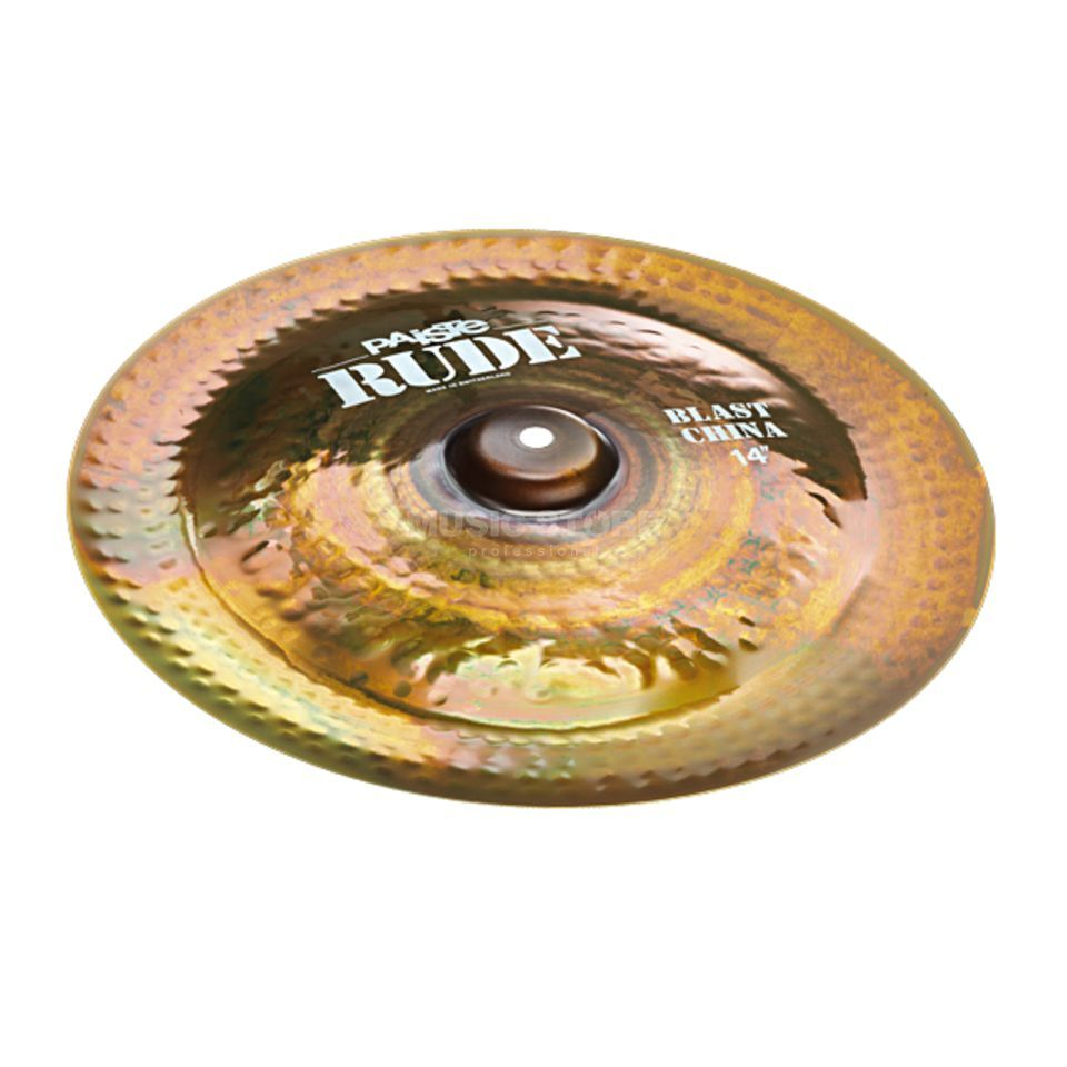 "Paiste Rude Blast China 14""  Produktbild"