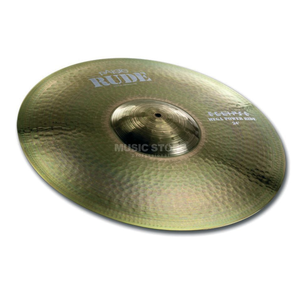 "Paiste Rude Mega Power Ride 24""  Изображение товара"