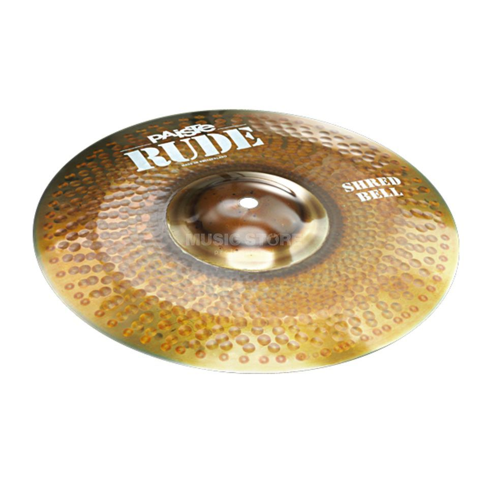 "Paiste Rude Shred Bell 12""  Product Image"