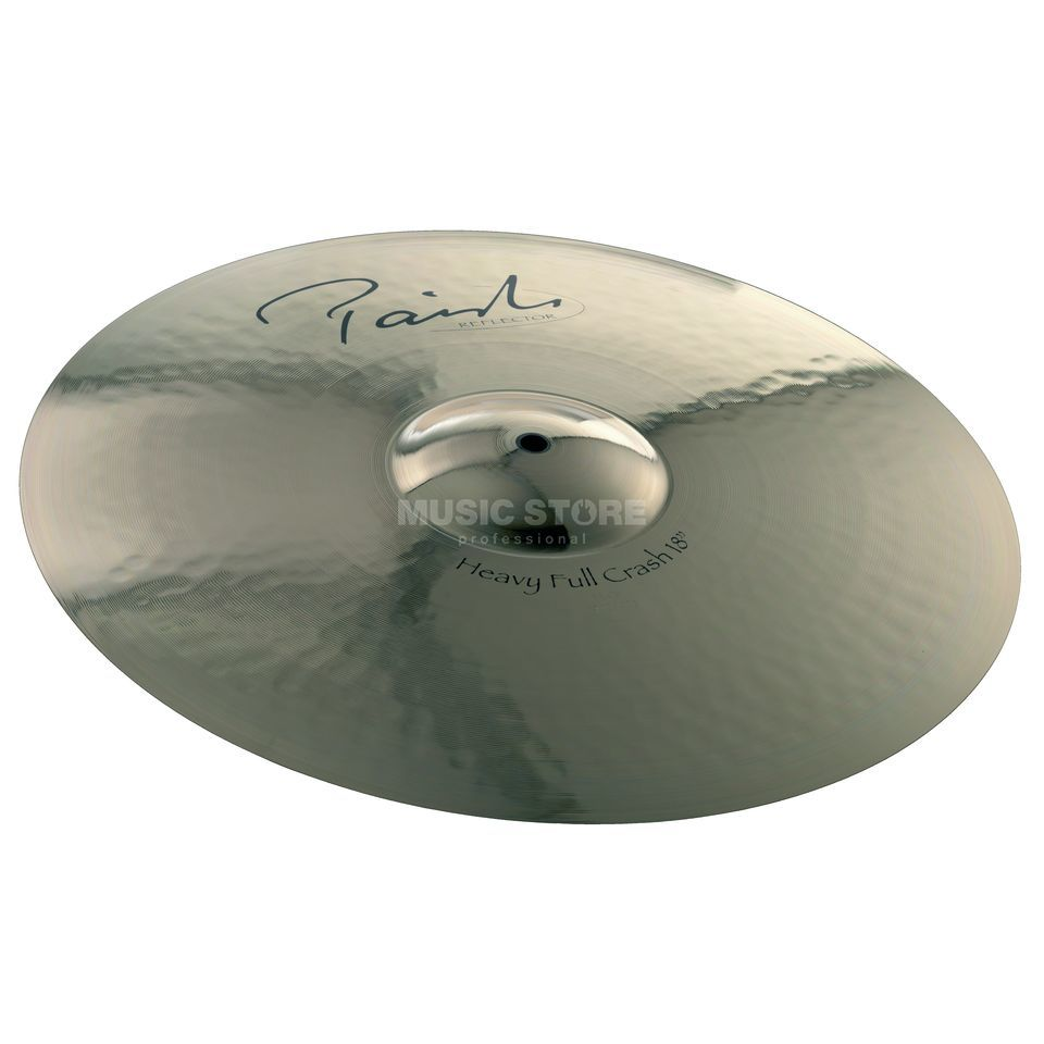 "Paiste Signature Heavy Full Crash 18"" Reflector Finish Produktbillede"
