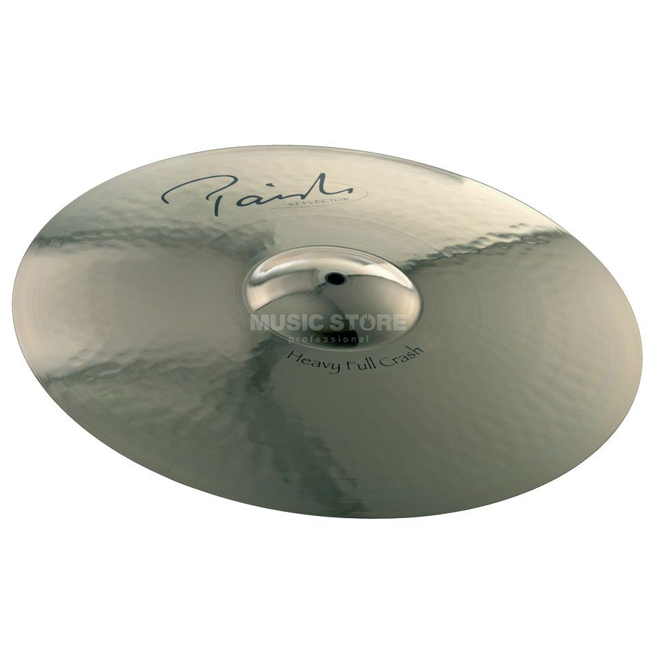 "Paiste Signature Heavy Full Crash 20"" Reflector Finish Produktbild"