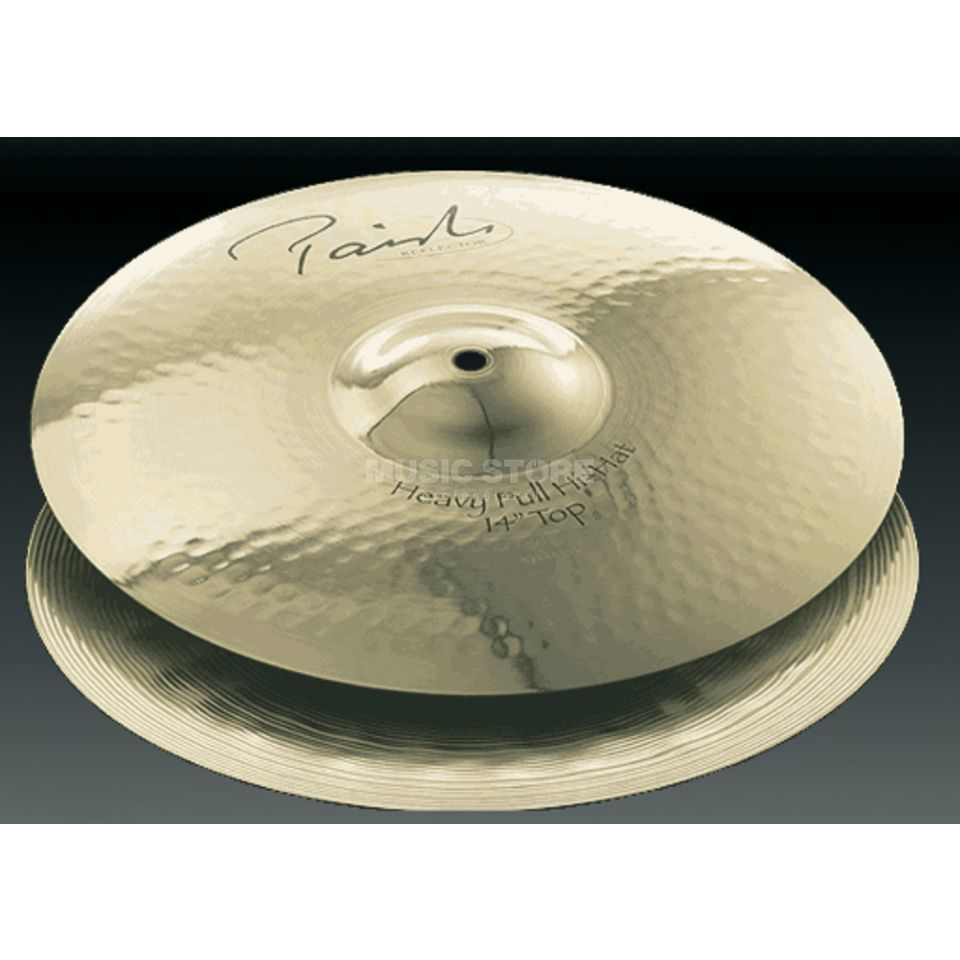 "Paiste Signature Heavy Full HiHat 14"" Reflector Finish Produktbild"