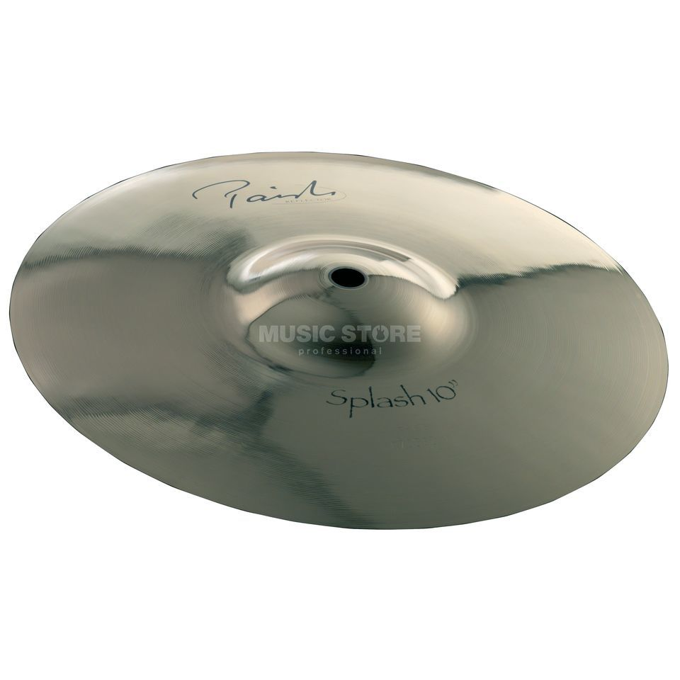 "Paiste Signature Splash 10"" Reflector Finish Produktbillede"