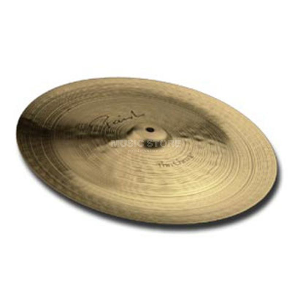 "Paiste Signature Thin China 18""  Product Image"