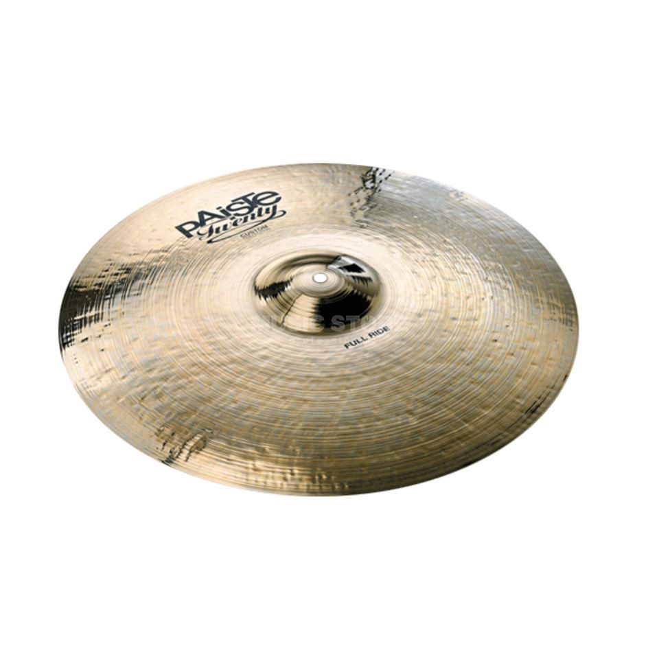 "Paiste Twenty Custom Full Ride 20"", Custom Collection Produktbillede"