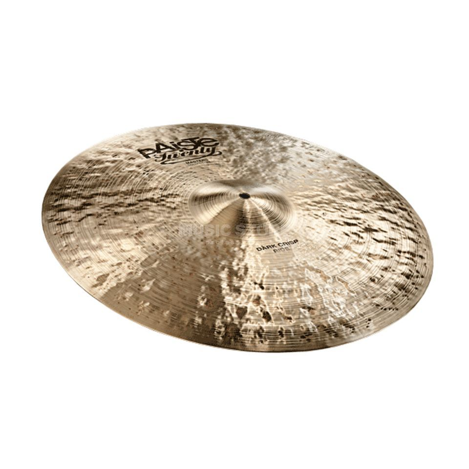 "Paiste Twenty MC Dark Crisp Ride 22"", Masters Collection Produktbillede"