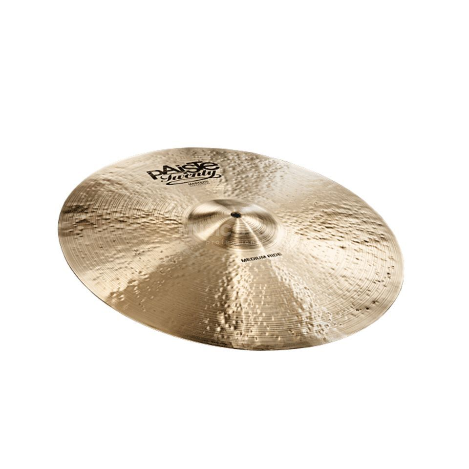 "Paiste Twenty MC Medium Ride 20"", Masters Collection Produktbillede"