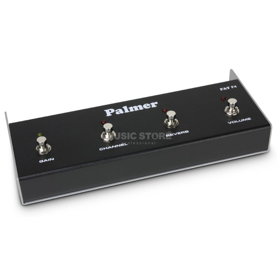 Palmer PF4 Footswitch f. FAT 50 Produktbild