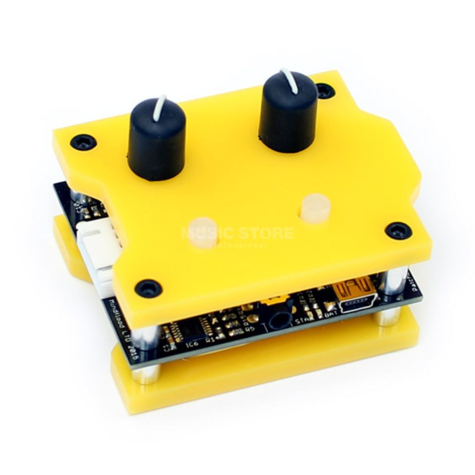 Patchblocks Patchblock yellow Product Image