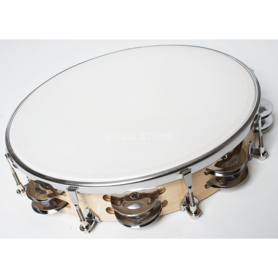 Peace Tambourine RH3, tuneable, 16 pair Jingles Product Image