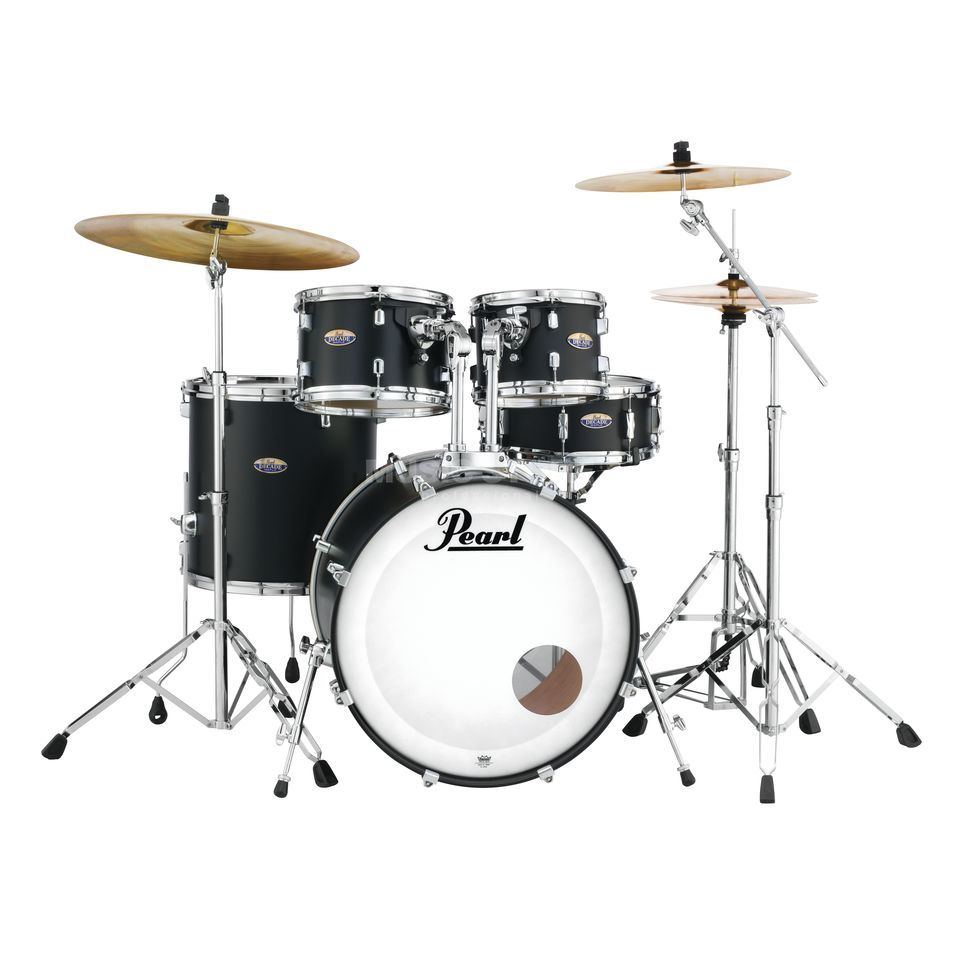 Pearl Decade Maple DMP925F/C, Satin Slate Black #227 Produktbillede