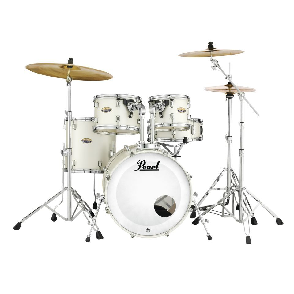 Pearl Decade Maple DMP925S/C, White Satin Pearl #229 Product Image