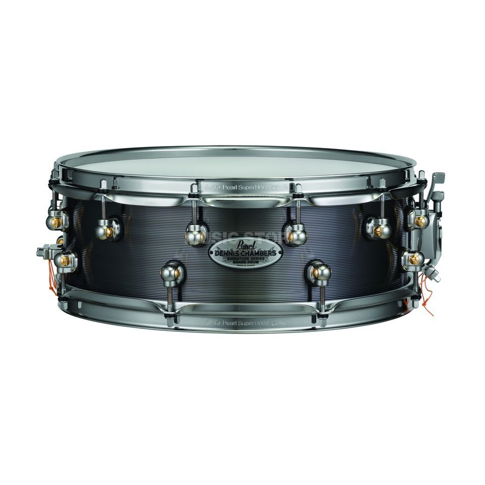 "Pearl Dennis Chambers Snare DC1450S, 14""x5"" Produktbillede"
