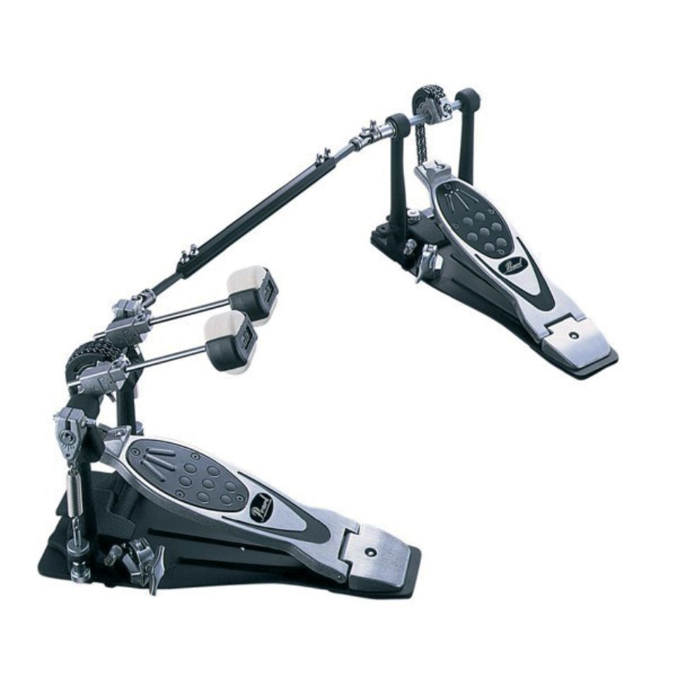 Pearl Eliminator Double Pedal, P2002CL, left hand version Produktbillede